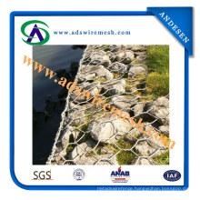Gabion Box/Gabion Basket/ Gabion Mesh ISO Factory (ADS-GM-08)