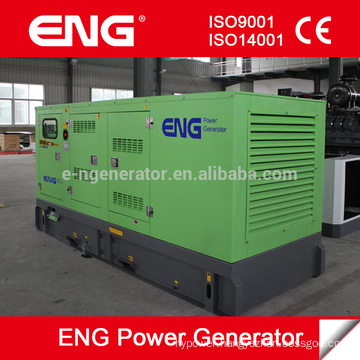 with Cummins water cooled engine diesel generator 200kva silent canopy