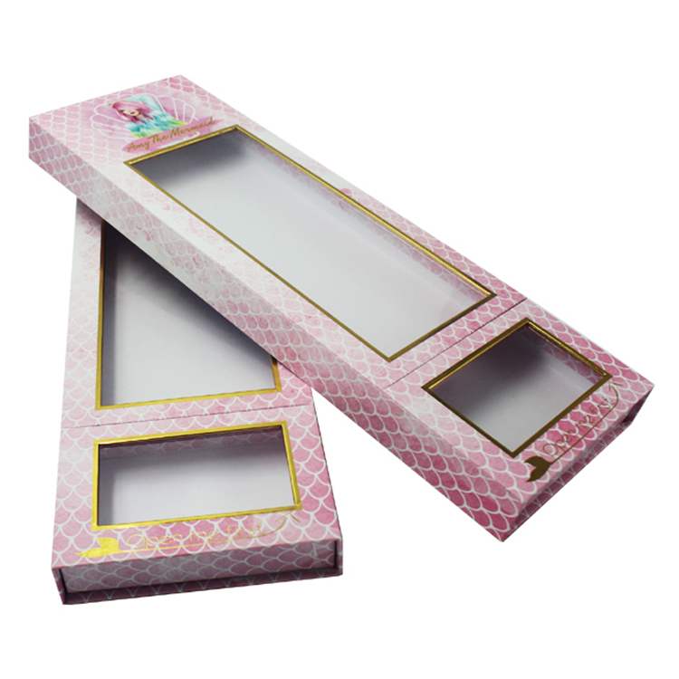 Cheap Wholesale Custom Printing Paper Eyelash Box