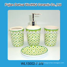 New arrivals!Cheap ceramic decorative bathroom accessories
