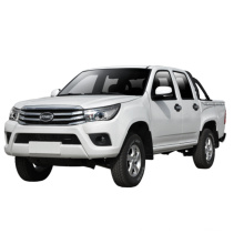 Gasoline Pickup Truck double cabin 2WD LHD