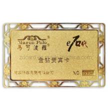 Золотая карта VIP-карты