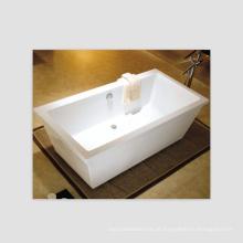 Moderne Design Sanitärkeramik Freistehende Acryl Badewannen