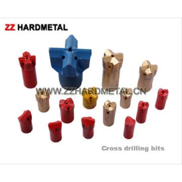 R32 T38 T45 T51 Thread Drill Bits