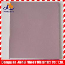 Китай горячей оптовой красочные светоотражающей кожи из ПВХ