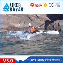 2016 Novo V5.0 profissional estável Speedy um assento Sit em Kayak Touring