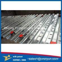 Plataforma de piso de acero con calidad estable