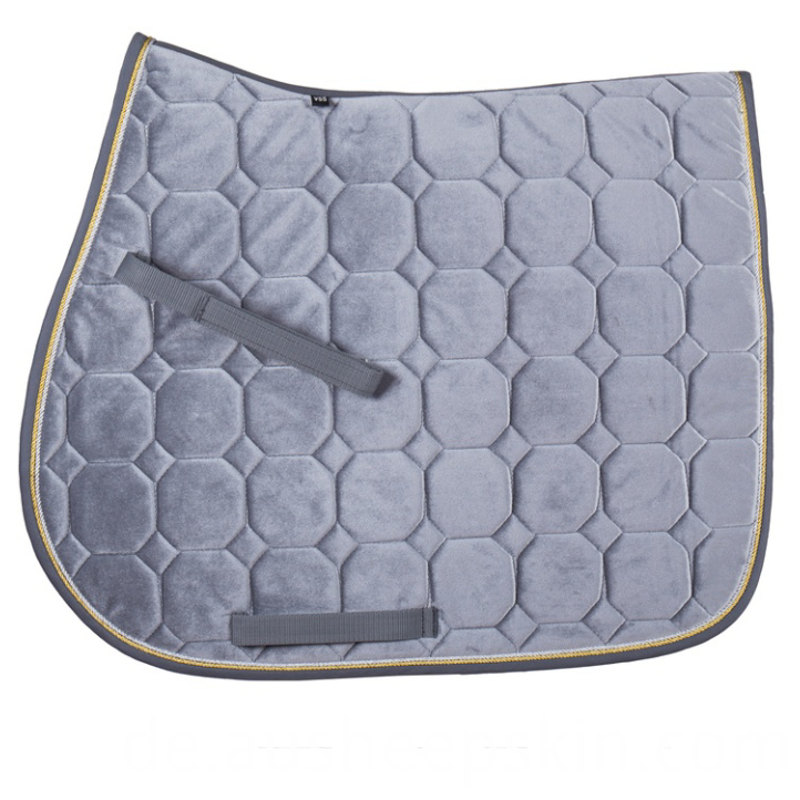 Elegant Velour Saddle Pad