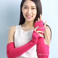2017 hot selling unisex convertible fingerless winter gloves
