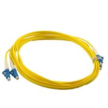 Хорошее качество LC SC FC ST APC UPC оптоволоконный патч-корд, волоконно-оптический кабель g655