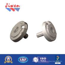 Прецизионная литая алюминиевая торцевая крышка для деталей обработки