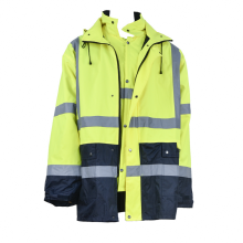 Warnweste Winter Work Jacket