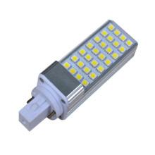 SMD 5050 Mais Lichter führte Aluminium Birne Lampe 6w Fabrikverkauf 3000K / 4000K / 6000K