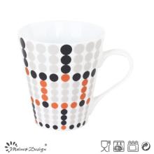 Nueva taza barata de cerámica de China del hueso