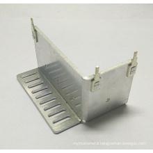 CNC Machining Parts of Radiator for Aluminium Sheet
