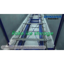 Focusun low price  Containerized Rake Ice Storage Room with hot sale