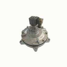 Прямоугольный мембранный клапан для удаления пыли