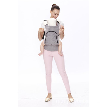 Удобные положения спереди Wrap Baby Carrier