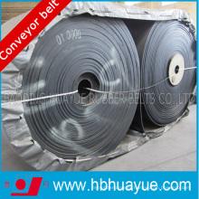 Industrial Fabric Carcass Ep Flat Rubber Conveyor Belt