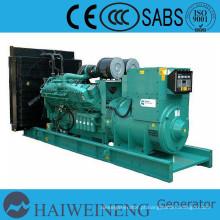 Gerador diesel de fase 3 500kva do fabricante do gerador diesel