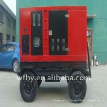 O melhor preço! 50KW Trailer Diesel Generator