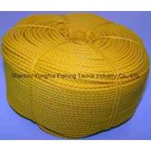Yellow PE Rope