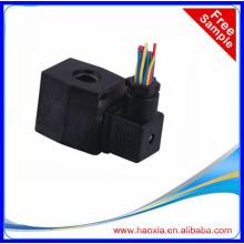 Bobina de solenoide serie 2W AC220V para conector DIN
