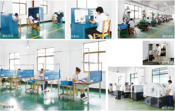 hydraulic solenoid working shop
