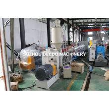 Máquina de enrolamento de tubos de plástico PP PE