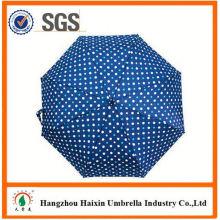 Parapluie de shangyu dernière usine gros Parasol Print Logo