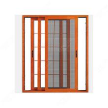 Catalogue des profilés de fenêtres coulissantes en aluminium jindal
