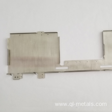 Stainless Steel Sheet Metal Parts with Silk Printing