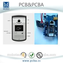 смартфон приложения дверной звонок пульт дистанционного управления печатной платы