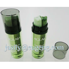 double tube airless bottle