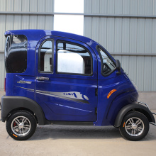 camión de carga eléctrica de cuatro ruedas