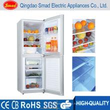 12V 24V DC Free Standing Home Fridge Solar Energy Refrigerator Freezer