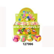 Pelota de juguetes de promoción (4COLOUR) (127996)