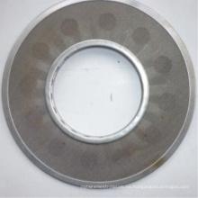 Malla de alambre de filtro de acero inoxidable / Malla de alambre holandesa