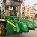 peralatan pertanian self-propelled corn harvester