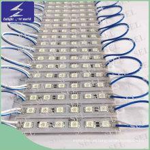 6PCS Inyección LED módulo de inyección de luz impermeable