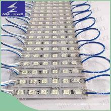 6PCS Injection LED Injection Module Waterproof Light