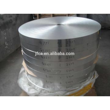 Série 7000 haute dureté en alliage d'aluminium demande d'aviation bande d'aluminium