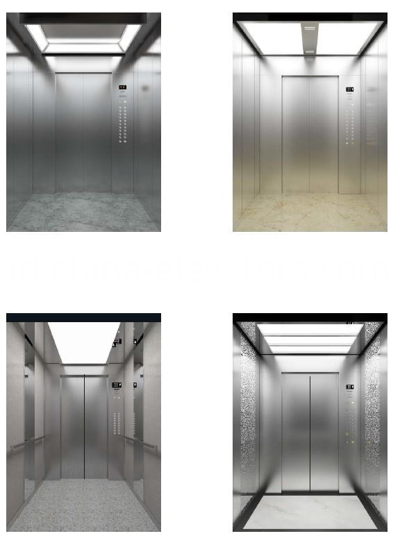 CEP3100 Small Machine Room Residential Elevators