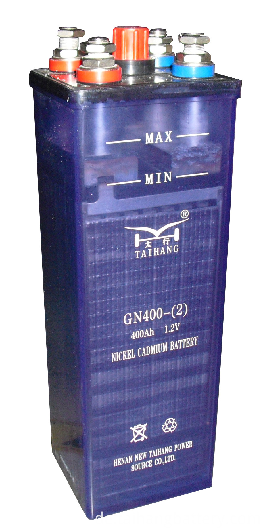 Nickel Cadmium Battery 400ah