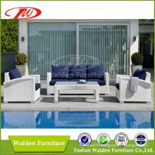 Patio Furniture Rattan Sofa Dh-819