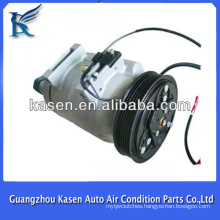 New model DCW17B air conditioner compressor pulley