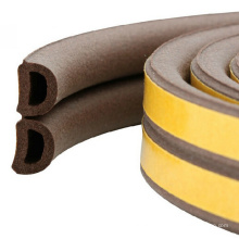 D Shape EPDM Foam Weather Seal Strip