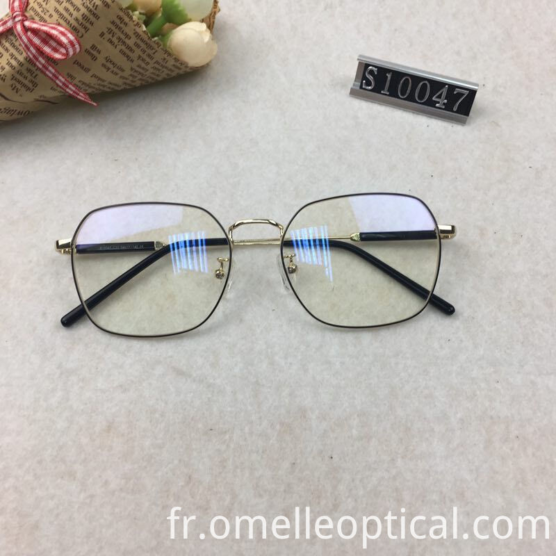 Oval Glasses