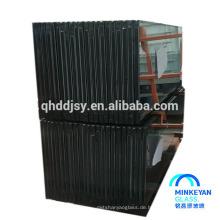 hohe Qualität 15mm gebogen / gebogen Sicherheit gehärtetem Glas m2 Preis