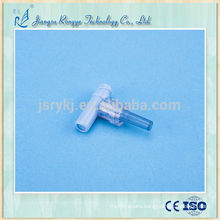 Disposable medical sterile infusion connector